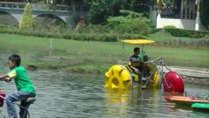 Jual Sepeda Air Murah
