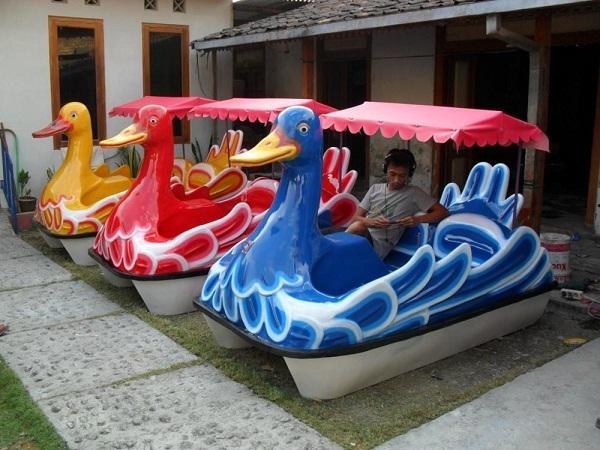 Harga Sepeda Air & Bebek Air Murah