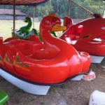 Jual Sepeda Air Fiberglass Murah
