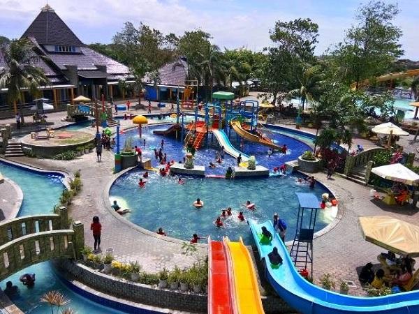 Harga Kontraktor Waterboom & Waterpark Tanjung Selor, Kalimantan Utara